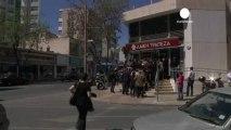 Bancos chipriotas abren con restricciones