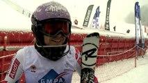 Les championnes du slalom