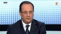 François Hollande annonce un retrait des troupes françaises du Mali à partir d'avril