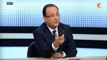 """Déficits : Hollande écarte toute """"politique d'austérité"""""""