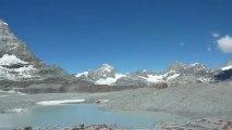 Cervin Alpes coté Suisse en aout 2012
