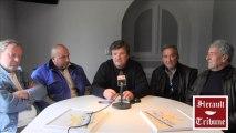 AGDE - 2013 - TOUS POUR AGDE ne  fera plus FRONT aux MUNICIPALES Agathoises par Didier DENESTEBE