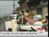 Swat Operation in Kozabandi Swat September 04-2008 inam ur rehman aman jarga swat.