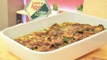 Gratin de courgettes à la crème de Saint-Agur - 750 Grammes