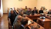 Spotkanie w starostwie w sprawie inscenizacji Bitwy pod Feliksowem Ostrów Mazowiecka 2013