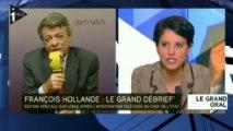 Allocations : J.L. Borloo prend à partie N. Vallaud-Belkacem