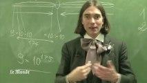 Les palindromes : la réponse du premier défi mathématique
