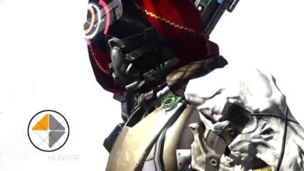 GDC Bungie: Développement des personnages de Destiny !