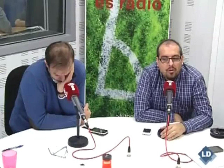 Fútbol esRadio - Hoy, Manchester City - R. Madrid - Fútbol esRadio - 21/11/12