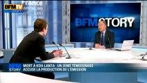 """Jérémie Assous, sur l'affaire Koh-Lanta: """"Que la société de production communique les rush!"""" - 29/03"""