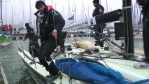 Courrier Dunkerque enfonce le clou au spi ouest france 2013
