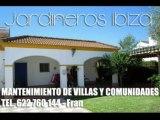 Servicios De Mantenimento Ibiza - Villas - Casas - Comunidades - Terrenos - Parcelas - Jardines