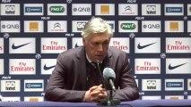 Carlo Ancelotti prêt à faire plus confiance à Gameiro