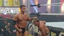 Chris Jericho & Big Show vs Cody Rhodes & Ted DiBiase