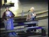 Puccini Tosca Arena di Verona 1990. Atto 1. Sommo giubilo, Eccellenza!.. Tosca divina... Te Deum