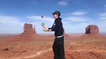 Ptilu bolas Monument Valley (Utah-USA)
