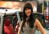 Meet The 2013 New York Auto Show Sexy Car Girls Plus The Sexy Truck Man