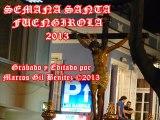 Procesión de Semana Santa: Viernes Santo 1ªparte 2013 (Fuengirola)