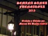 Procesión de Semana Santa: Viernes Santo 2ª parte 2013  (Fuengirola)