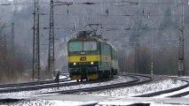 Lokomotiva 163 251-2 - Brandýs nad Orlicí, 29.3.2013 HD
