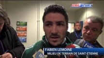 Ligue 1 / Les réactions de C. Galtier, F. Lemoine et J-M. Furlan après Saint-Etienne - Troyes - 30/03