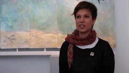 Beatriz Talegon interview, 2013 (wideangle)