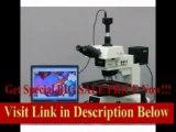[SPECIAL DISCOUNT] AmScope 50X-1500X Brightfield / Darkfield (BF/DF) Polarizing Metallurgical Microscope