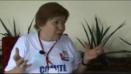 Entrevista a Norma Zamora, del Comité Argentino por Los Cinco
