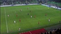But Djamel BAKAR (89ème) - Stade Rennais FC - AS Nancy-Lorraine (0-2) - saison 2012/2013