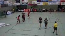 But Marlène Zapf / TuS Metzingen - TSV Bayer 04 Leverkusen / 22ème journée Bundesliga féminine
