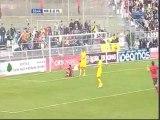 Mirandés Vs Villarreal 1-2, MT