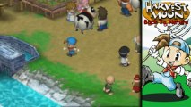 Harvestmoon Back To Nature ( Secret Cow Riding) - video dailymotion