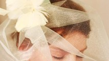 How To Make Your Own Floral Veil