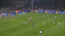 But Cédric BAKAMBU (88ème) - Olympique Lyonnais - FC Sochaux-Montbéliard (1-2) - saison 2012/2013