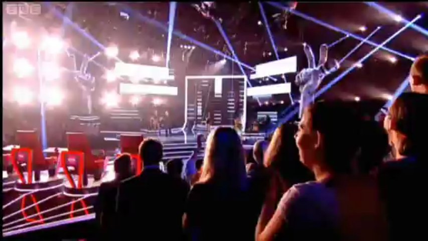The Voice UK S2 E1 Coaches Performance