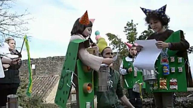 Carnaval à Lautrec
