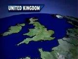 UK Weather Outlook - 04/06/2013