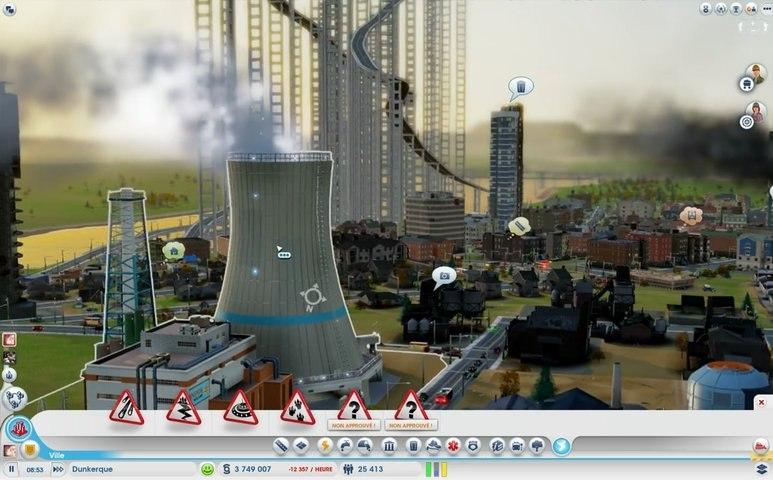 SimCity : Catastrophes