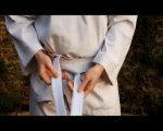 Nouer sa ceinture de Taekwondo | How to tie your taekwondo belt