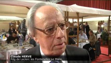 Entretien avec Claude Hervé sur la situation du Mans FC: extrait