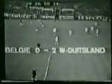 1972 (June 14) Belgium 1-West Germany 2 (European Championship)