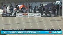 Finale Elite Dames manche 4 CDF BMX Pernes Les Fontaines