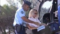 Présentation de la gendarmerie des transports aériens
