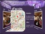 Chambres d'hôtes Tipi dans l'Yonne 89 Beauvoir