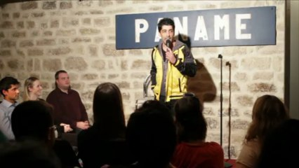 Noman Hosni - French Fried Comedy Night (Stand Up Comedy) Introductions