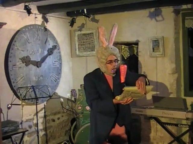 Le cri du lapin