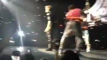 Justin Bieber Believe Concert Opening Countdown - Staples Center, Los Angeles 10-03-2012 LIVE HD