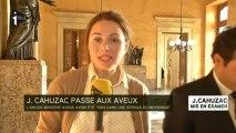 "Razzy hammadi sur Cahuzac : ""je suis consterné par le mensonge"""