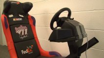 Classic Game Room - SEGA DREAMCAST RACE CONTROLLER review