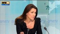 """Aurélie Filippetti: """"Jérôme Cahuzac devrait quitter la vie politique"""" - 02/04"""